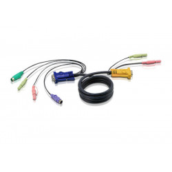 ATEN 1.8M PS/2 KVM Cable...