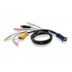 ATEN 5M USB KVM Cable with...