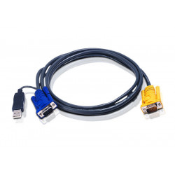 ATEN 3M USB KVM Cable with...