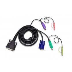 ATEN 10M PS/2 KVM Cable...