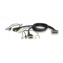 ATEN 1.2M DVI Single-Link...