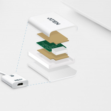 ATEN PS/2 to USB Adapter (UC100KMA)