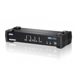 ATEN 4-Port USB DVI Dual...