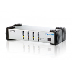 ATEN 4-Port DVI/Audio...
