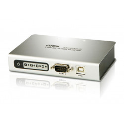 ATEN 4-Port USB to RS-232...