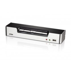 ATEN 4-Port USB HDMI/Audio...
