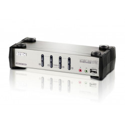 ATEN 4-Port PS/2-USB...