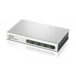 ATEN 4-Port PS/2 VGA Slim...