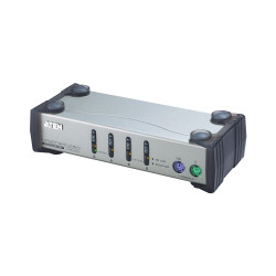 ATEN 4-Port PS/2 VGA KVM...