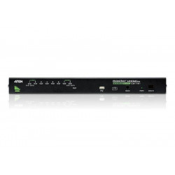 ATEN 0U 40-Outlet low profile eco PDU • Bank level metering (PE5340SL)