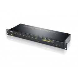 8-Port PS/2 VGA KVM Switch...