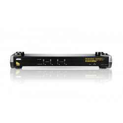 ATEN 1U 8-Outlet eco PDU • Bank level metering (PE5108)