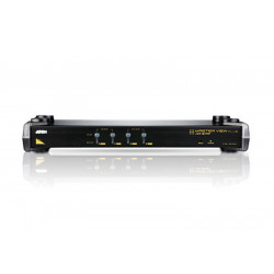 ATEN 1U 8-Outlet eco PDU • Bank level metering (PE5208)