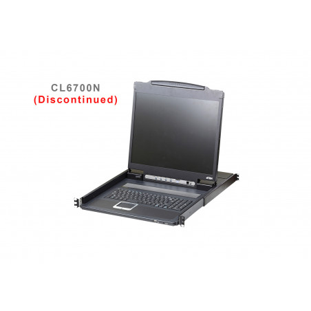 "ATEN 19"" LCD KVM Switch (CL1316)"