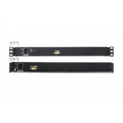 ATEN 4-Port PS/2 KVM Switch (CS74E)