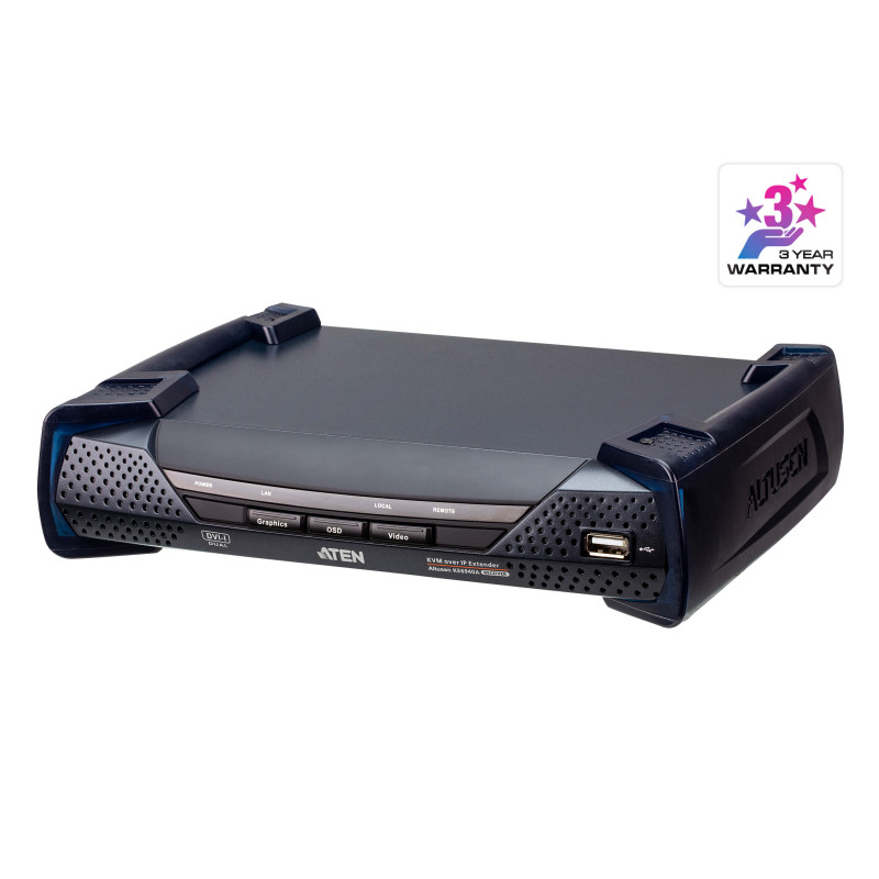 ATEN 8-Port PS/2 KVM Switch (CS9138)