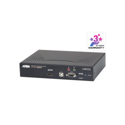 4K HDMI Single Display KVM...