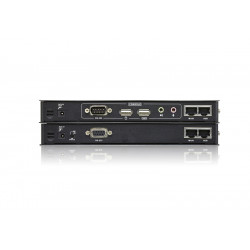 USB DVI Dual View Cat 5 KVM...